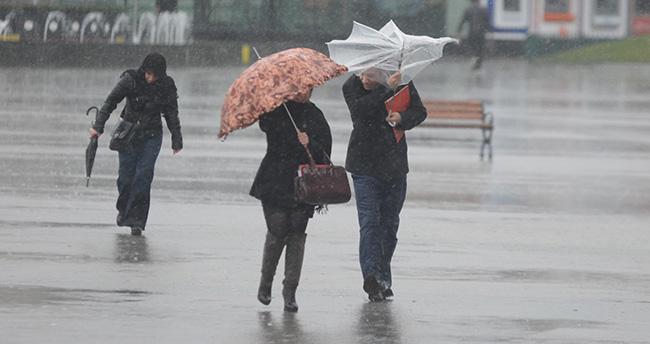 Meteorolojiden Konya'ya kuvvetli yağış ve fırtına uyarısı