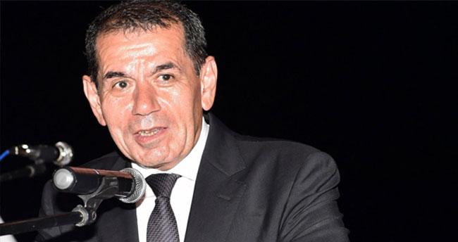 Dursun Özbek'ten UEFA açıklaması