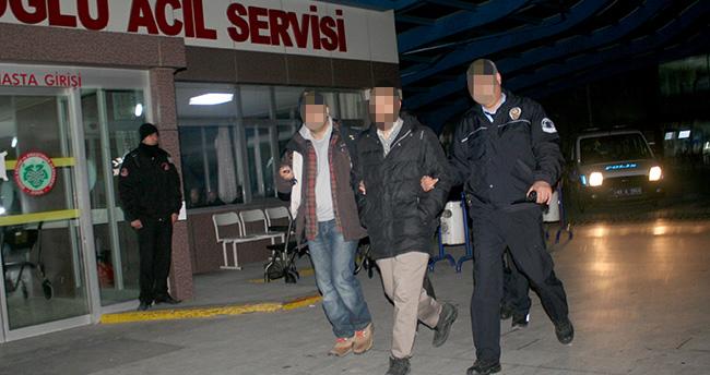 Konya'daki DAEŞ operasyonunda 1 kişi tutuklandı