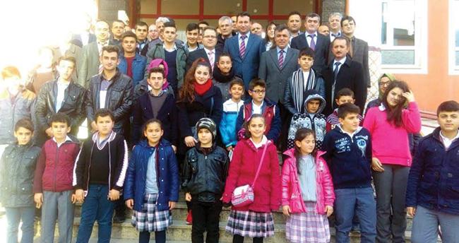 Beyşehir'de okul meclis başkanları toplandı