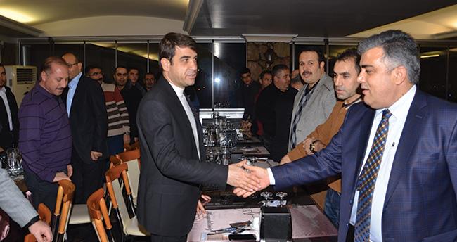 Ereğli Belediye Başkanı Özgüven sendika temsilcileriyle buluştu