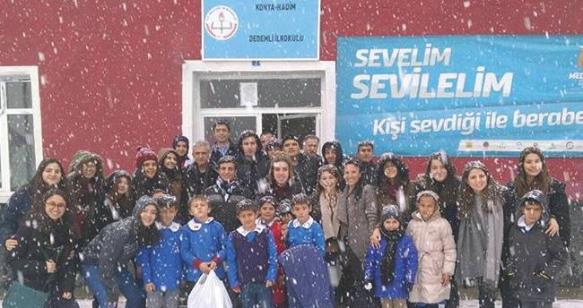 Hadim'den İstanbul'a kardeşlik eli