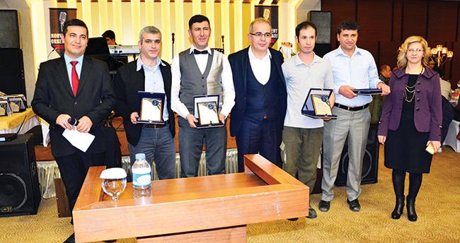 Konya Bera Otel çalışanlarına motivasyon gecesi