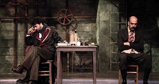 Konya Devlet Tiyatrosu'nda Sığıntılar sahnelenecek