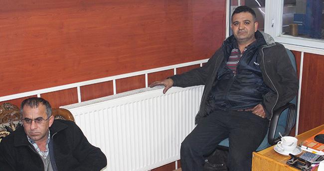 Konya'da oto tamircisinin kalorifer soba icadı