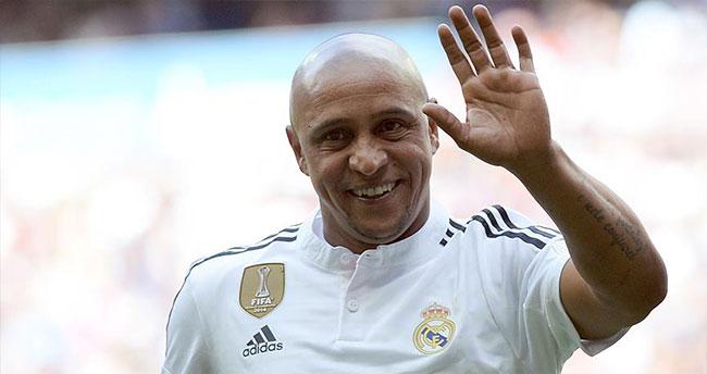 Roberto Carlos Real Madrid'e dönüyor