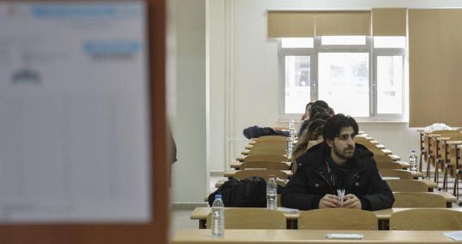 YGS'de sınav ücreti ödemek için son gün