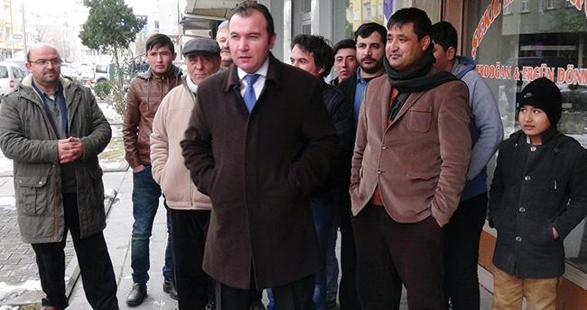 Aksaray'da vatandaş elektrik sıkıntısından isyan etti