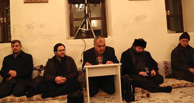 Hadim'de Berika Sohbetleri devam ediyor