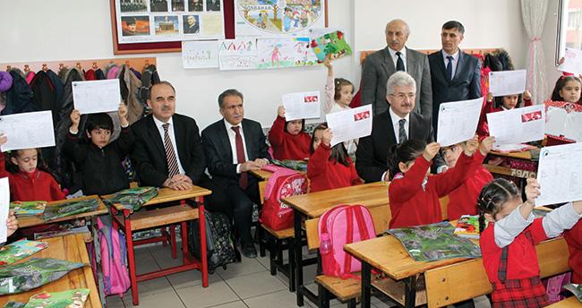 Konya'da 435 bin öğrenci karne aldı