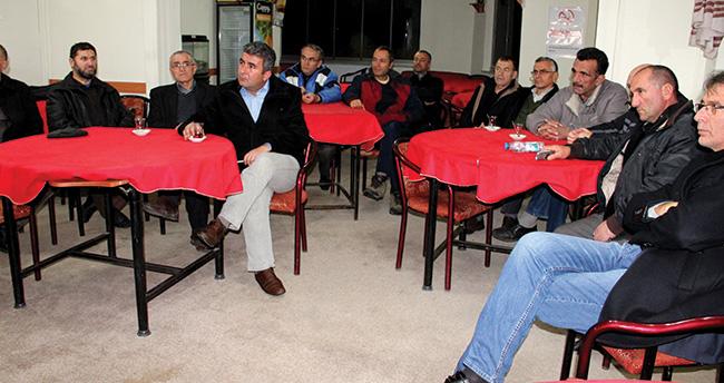 Seydişehir'de bal üreticilerine bilgilendirme toplantısı