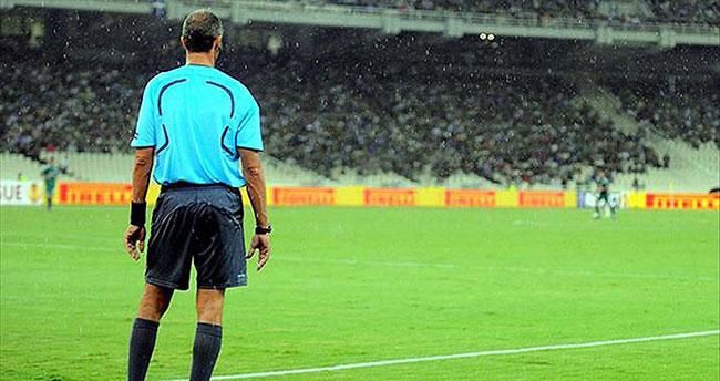 Süper Lig'de hakem sayısı 22'ye indiriliyor