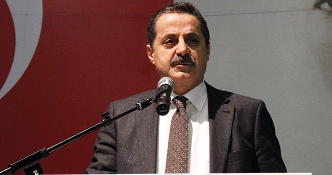 Bakan Çelik Konya'da konuştu: Öz yıkım peşindeler