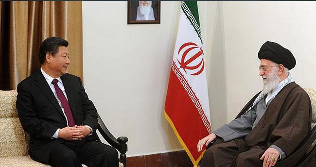 Çin, İran ile 25 yıllık kapsamlı bir anlaşmaya vardı