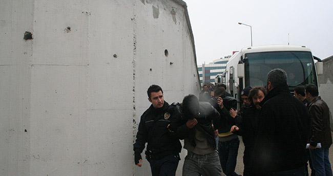 Konya'daki uyuşturucu operasyonunda 20 tutuklama
