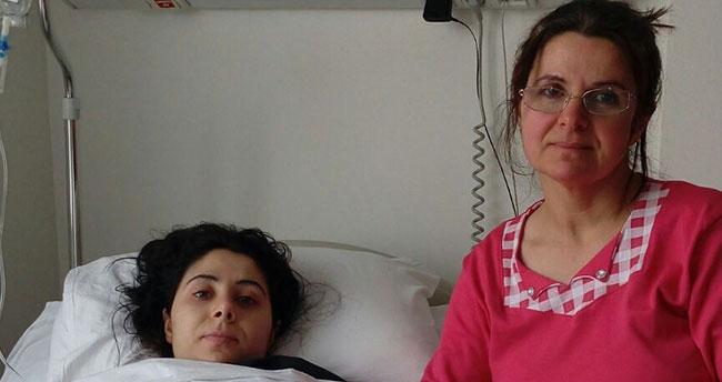 Kazada Parçalanan Bacak Kemiği Ameliyatla Düzeltildi