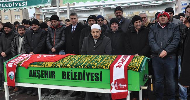 Akşehirspor Amigosu Ali Aksoy vefat etti