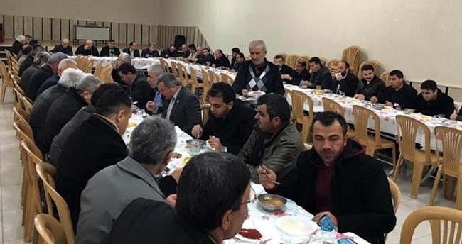 Beyşehir protokolü Arabaşı'nda buluştu