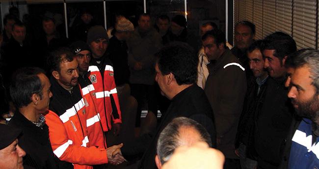 Cihanbeyli Belediye Başkanı Kale, personelle buluştu