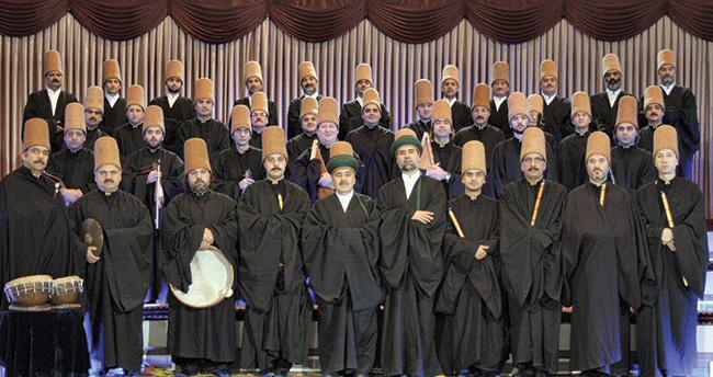 Konya Türk Tasavvuf Müziği Topluluğu İtalya yolcusu