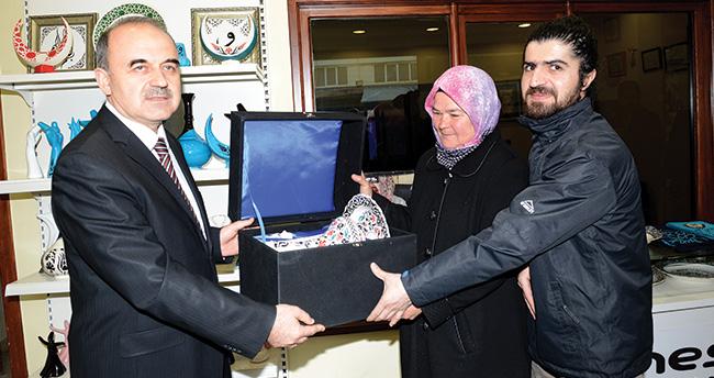Konya Valisi Muammer Erol'dan KONES'e ziyaret