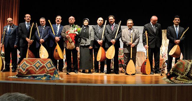 Meram'da kültür sanat farkı