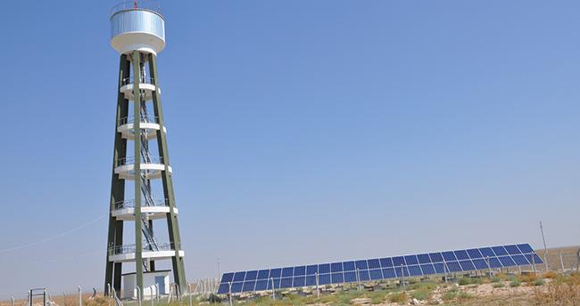 Aksaray'ın köylerinde içme suyu sorunu kalmadı