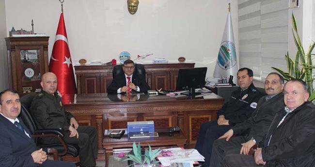 Beyşehir'de av komisyonu toplantısı