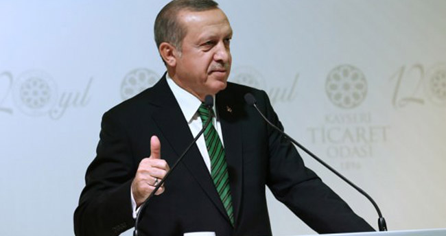 Cumhurbaşkanı Erdoğan'dan bir ilk daha