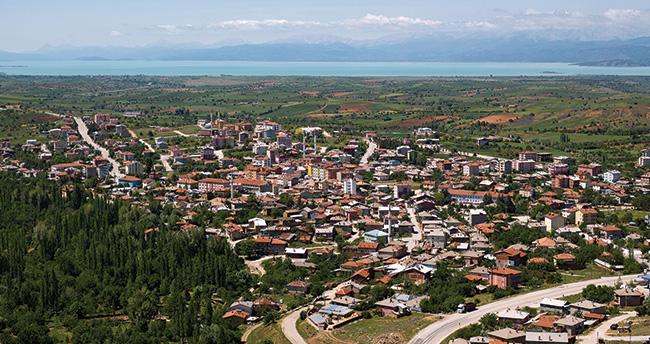 Konya'da Kırsalda Yapılaşma ve Üretim Destekleniyor