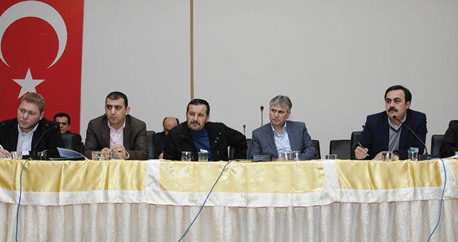 KTO'da meslek komite istişare toplantıları sürüyor