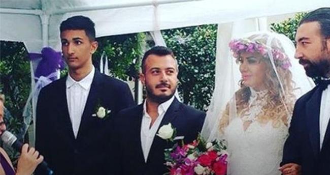 Tanyeli ve İlker Sünnili Avustralya'da evlendi