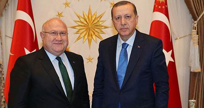 İhsan Şener Cumhurbaşkanı Başdanışmanı oldu