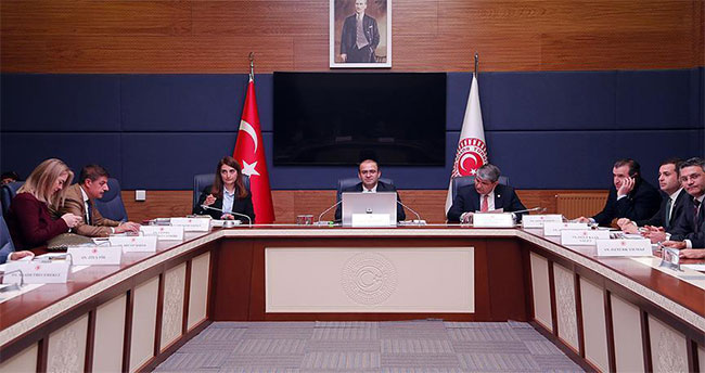 TBMM Dışişleri Komisyonu 15 uluslararası anlaşmayı kabul etti