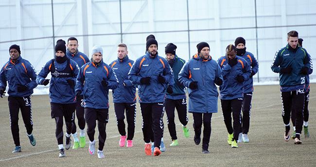 Torku Konyaspor, Antalyaspor maçı hazırlıkları başladı