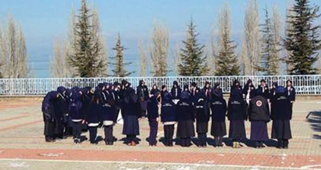 Beyşehir'de izcilik kampı başladı