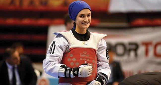 Beyşehir'li milli sporcu birinci oldu