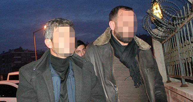 Konya'daki cinayette 2 zanlı tutuklandı