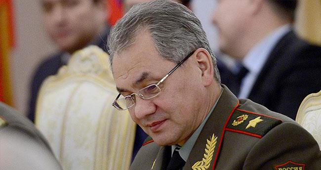Suriye Savunma Bakanı Rusya'da