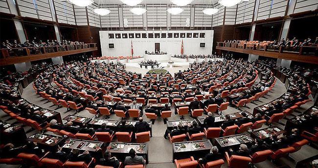 """""""Türkiye İnsan Hakları ve Eşitlik Kurumu"""" hakkındaki tasarı TBMM'ye sunuldu"""