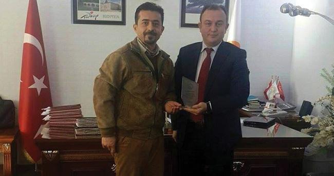 Beyşehir'e olta avcıları iki adanın kendilerine tahsisini istiyor