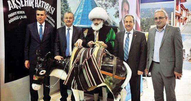 EMİTT'te Akşehir ve Nasreddin Hoca rüzgarı