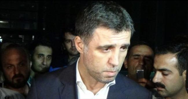 Hakan Şükür'e hapis şoku
