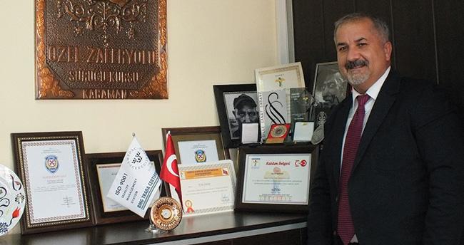 Karamanlı fotoğraf sanatçısı Afıap unvanına layık görüldü