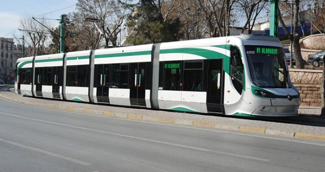Konya Büyükşehir Belediyesi'nden flaş tramvay duyurusu!