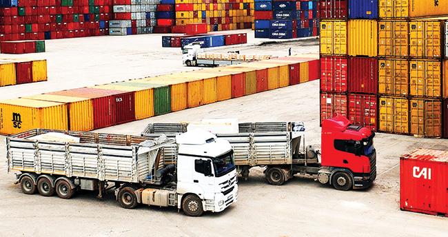 Konya'nın ihracatı 2015 yılında azaldı