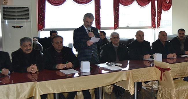 Kululu çiftçilere bilgilendirme toplantısı