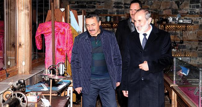 Seydişehir Kültür Evi'ne ziyaretçi akını