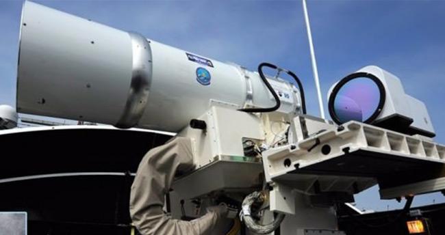Türkiye lazer silahı geliştiriyor