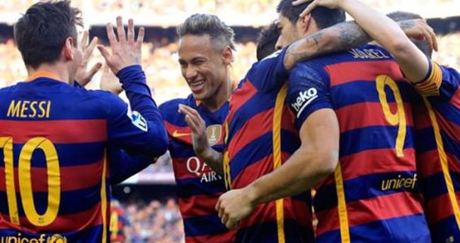 Ardalı Barcelona Atletico'yu yıktı!